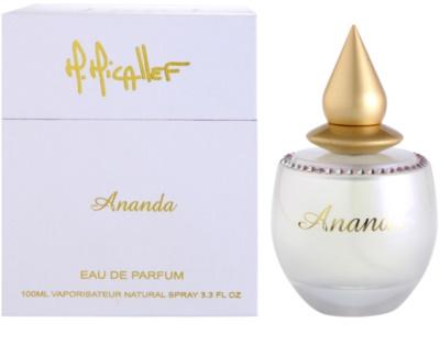 M. Micallef Ananda Eau de Parfum para mulheres