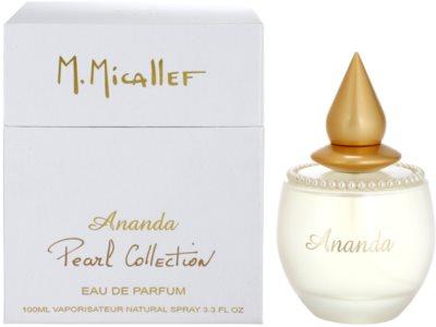 M. Micallef Ananda Pearl Collection eau de parfum para mujer