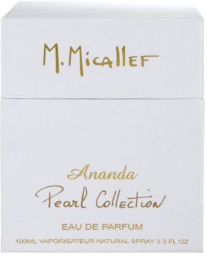 M. Micallef Ananda Pearl Collection eau de parfum nőknek 4