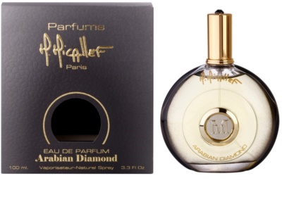 M. Micallef Arabian Diamond Eau de Parfum para homens