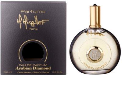 M. Micallef Arabian Diamond parfumska voda za moške