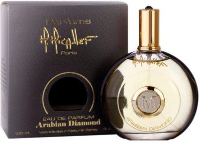 M. Micallef Arabian Diamond eau de parfum para hombre 1
