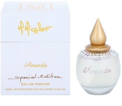 M. Micallef Ananda Special Edition parfumska voda za ženske