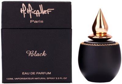 M. Micallef Black eau de parfum nőknek
