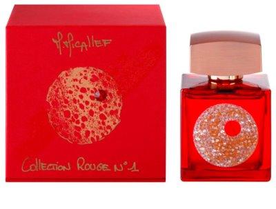 M. Micallef Collection Rouge N°1 Eau de Parfum para mulheres