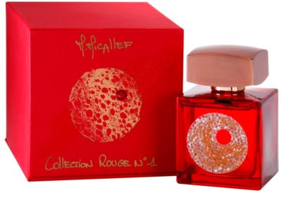 M. Micallef Collection Rouge N°1 Eau de Parfum für Damen 1