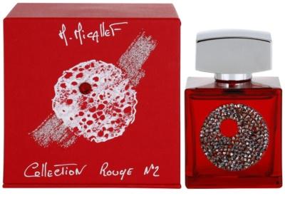 M. Micallef Collection Rouge N°2 eau de parfum nőknek