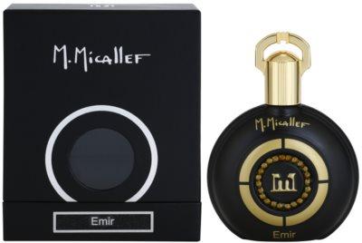 M. Micallef Emir Eau de Parfum für Herren