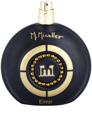 M. Micallef Emir parfémovaná voda tester pro muže
