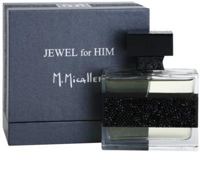 M. Micallef Jewel parfumska voda za moške 1