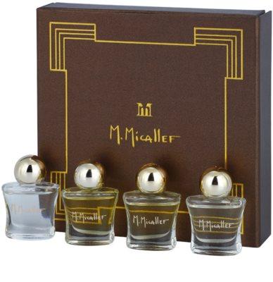 M. Micallef Mini coffret presente
