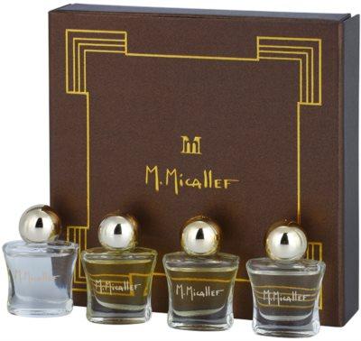 M. Micallef Mini dárková sada