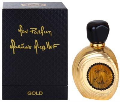 M. Micallef Mon Parfum Gold Eau de Parfum para mulheres