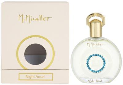 M. Micallef Night Aoud Eau de Parfum für Damen