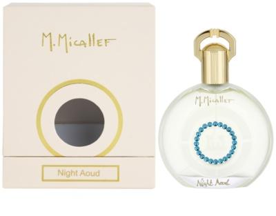 M. Micallef Night Aoud Eau de Parfum para mulheres