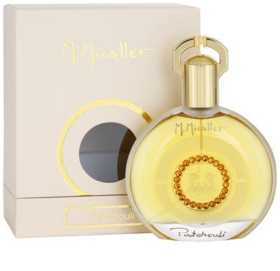 M. Micallef Patchouli Eau de Parfum unisex 1