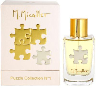 M. Micallef Puzzle Collection N°1 Eau de Parfum for Women