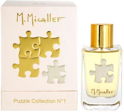 M. Micallef Puzzle Collection N°1 Eau De Parfum pentru femei
