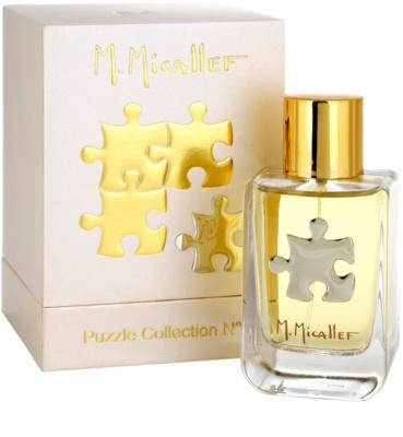 M. Micallef Puzzle Collection N°1 Eau de Parfum para mulheres 1