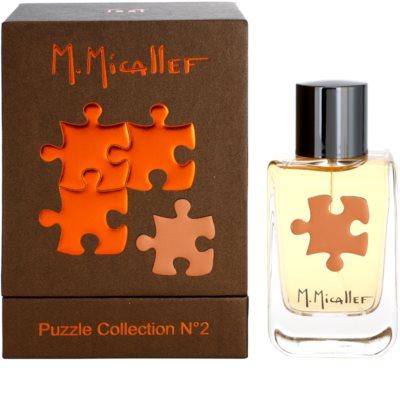 M. Micallef Puzzle Collection N°2 Eau de Parfum unissexo