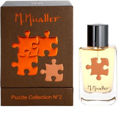 M. Micallef Puzzle Collection N°2 parfumska voda uniseks