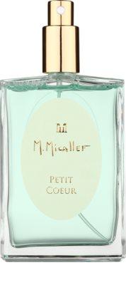 M. Micallef Petit Coeur eau de parfum teszter unisex  alkoholmentes