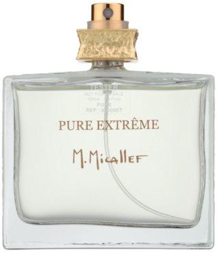 M. Micallef Pure Extreme parfémovaná voda tester pro ženy