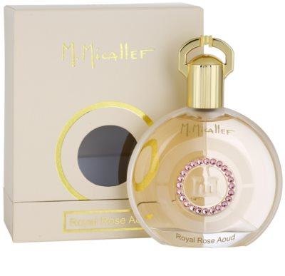 M. Micallef Royal Rose Aoud Eau de Parfum für Damen 1