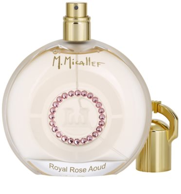 M. Micallef Royal Rose Aoud Eau de Parfum für Damen 3