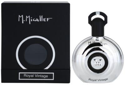 M. Micallef Royal Vintage Eau De Parfum pentru barbati