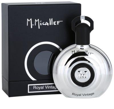 M. Micallef Royal Vintage Eau De Parfum pentru barbati 1