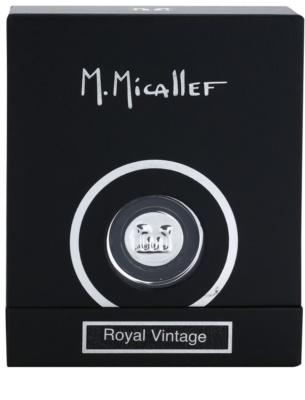 M. Micallef Royal Vintage Eau De Parfum pentru barbati 4