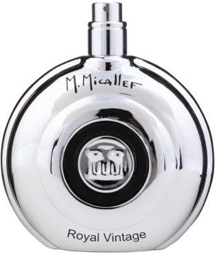 M. Micallef Royal Vintage eau de parfum teszter férfiaknak