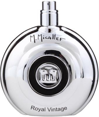 M. Micallef Royal Vintage parfémovaná voda tester pro muže 1