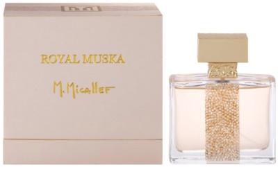 M. Micallef Royal Muska parfumska voda za ženske