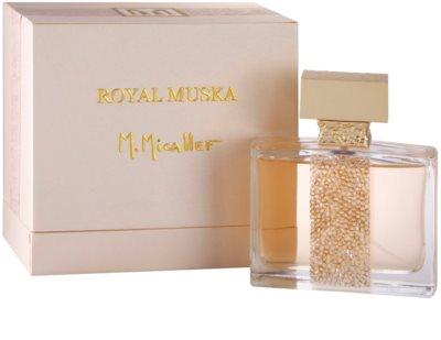 M. Micallef Royal Muska eau de parfum para mujer 1