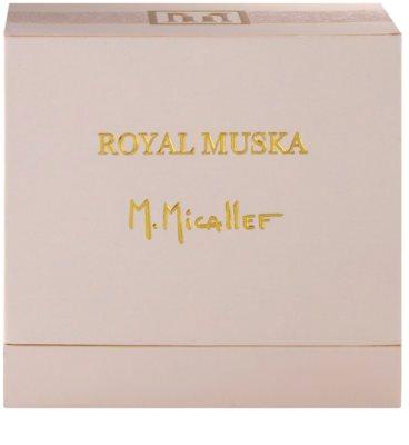 M. Micallef Royal Muska eau de parfum para mujer 5