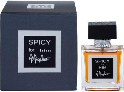 M. Micallef Spicy Eau de Parfum für Herren