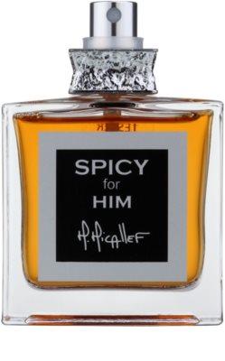 M. Micallef Spicy парфумована вода тестер для чоловіків