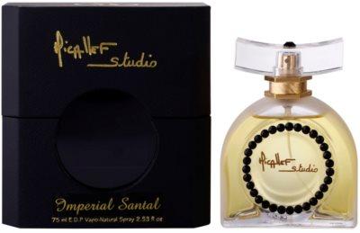 M. Micallef Studio Imperial Santal eau de parfum férfiaknak