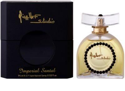 M. Micallef Studio Imperial Santal парфумована вода для чоловіків
