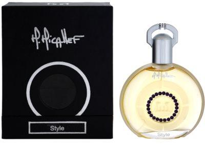 M. Micallef Style Eau de Parfum für Herren