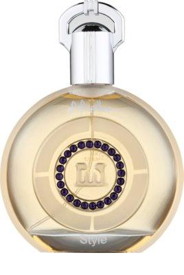 M. Micallef Style parfémovaná voda tester pro muže 1