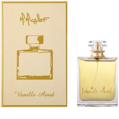 M. Micallef Vanille Aoud eau de parfum nőknek