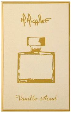 M. Micallef Vanille Aoud Eau de Parfum para mulheres 4