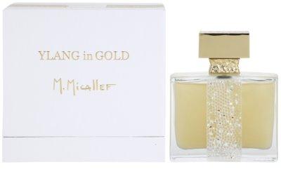 M. Micallef Ylang In Gold Eau de Parfum para mulheres