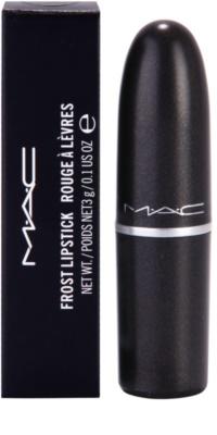 MAC Frost Lipstick rúzs 2