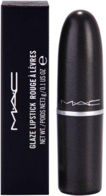 MAC Glaze Lipstick червило за плътни устни 2