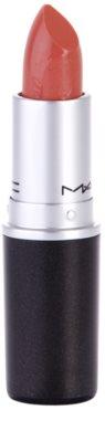 MAC Glaze Lipstick šminka za polne ustnice