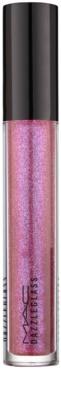 MAC Lip Gloss Dazzleglass lesk na rty s hydratačním účinkem